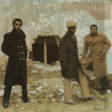 The Impressions - Times Have Changed - LP Vinyl