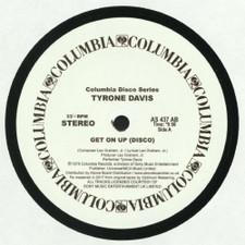 "Tyrone Davis - Get On Up (Disco) - 12"" Vinyl"
