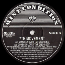 "7th Movement - Odyssey - 12"" Vinyl"