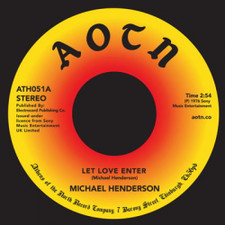 "Michael Henderson - Let Love Enter - 7"" Vinyl"