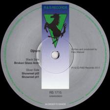 """Djrum - Broken Glass Arch - 12"""" Vinyl"""