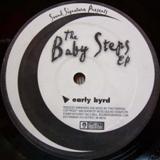 """Theo Parrish - The Baby Steps Ep - 12"""" Vinyl"""