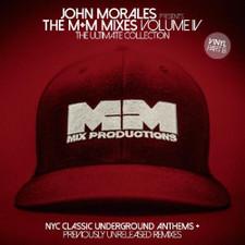 """John Morales - M+M Mixes Vol. 4 Pt. B - 2x 12"""" Vinyl"""