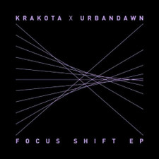 "Krakota x Urbandawn - Focus Shift Ep - 12"" Vinyl"