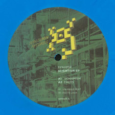 "Synapse - Scientism Ep - 12"" Vinyl"