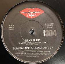 "Sun Palace & Quadrant 77 - Sexx It Up - 12"" Vinyl"