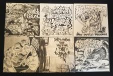 "Dirt Style - 25th Anniversary 6 Piece 7"" Series Set - 6x 7"" Vinyl"