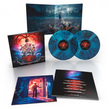 Kyle Dixon & Michael Stein - Stranger Things 2 (Netflix Original Series) - 2x LP Colored Vinyl