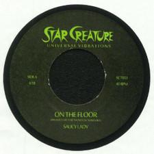 "Saucy Lady - On The Floor / Help! - 7"" Vinyl"