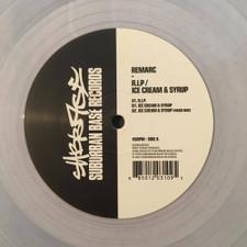 "Remarc - R.I.P. / Ice Cream & Syrup - 12"" Vinyl"