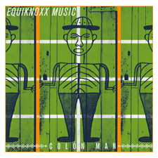 Equiknoxx - Colon Man - 2x LP Vinyl