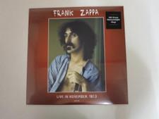 Frank Zappa - Live In November, 1973 - LP Vinyl