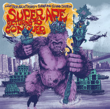 "Lee ""Scratch"" Perry & Subatomic Sound System - Super Ape Returns To Conquer - LP Vinyl+CD"
