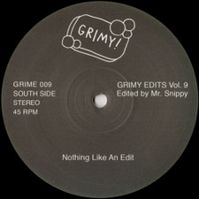 "Various Artists - Grimy Edits Vol. 9 - 12"" Vinyl"