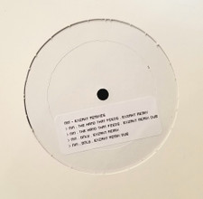 "Nine Inch Nails - The Hand That Feeds / Only (Exzakt Remixes) white label - 12"" Vinyl"