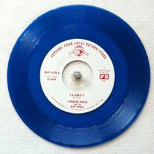 "Sharon Jones & The Dap-Kings - Calamity - 7"" Colored Vinyl"