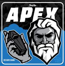 "Wundrkut / Paul Skratch / Mike MSA - Apex - 7"" Vinyl"