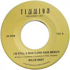 "Willie West - I'm Still A Man (Lord Have Mercy) - 7"" Vinyl"
