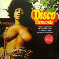 Al Kent - Best Of Disco Demands Pt. 2 - 2x LP Vinyl