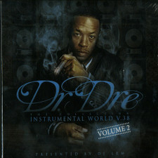 Dr. Dre - Instrumental World V.38 Vol. 2 - 2x LP Vinyl