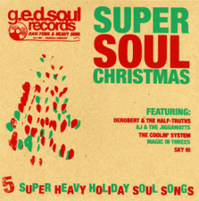 "Various Artists - Super Soul Christmas - 7"" Vinyl"