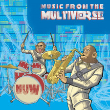 HUW - Music From The Multiverse - LP Vinyl