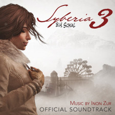 Inon Zur - Syberia 3: Official Soundtrack - 2x LP Vinyl