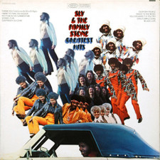 Sly & The Family Stone - Greatest Hits - LP Vinyl