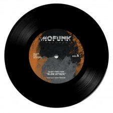 """Zackey Force Funk / XL Middelton - Slow Attack / You're So Different - 7"""" Vinyl"""