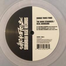 """Boogie Times Tribe - The Dark Stranger / Real Hardcore - 12"""" Vinyl"""