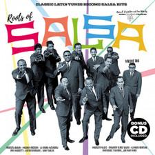 Various Artists - Roots Of Salsa Vol. 1: Classic Latin Tunes Become Salsa Hits - LP Vinyl+CD