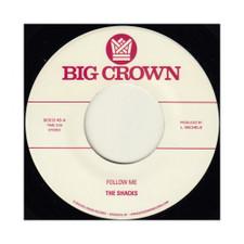 "The Shacks - Follow Me / Texas - 7"" Vinyl"