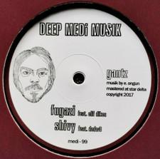 "Gantz - Dying On Acid Ep - 12"" Vinyl"