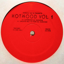 "Hotmood - Hotmood Vol. 1 - 12"" Vinyl"