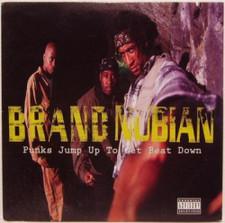 "Brand Nubian - Punks Jump Up - 12"" Vinyl"