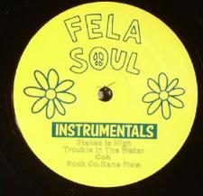"Fela Soul - Instrumentals - 12"" Vinyl"