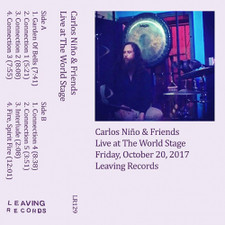 Carlos Nino & Friends - Live At The World Stage - Cassette