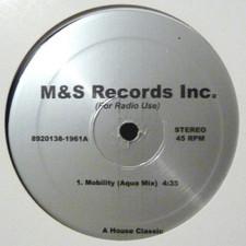 "Moby / The Shamen - Mobility / Make It Mine - 12"" Vinyl"