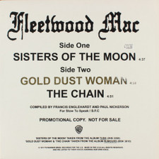 "Fleetwood Mac - Sisters Of The Moon - 12"" Vinyl"