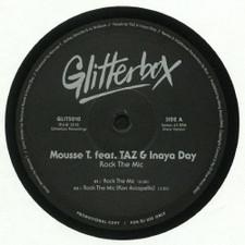 """Mousse T. - Rock The Mic - 12"""" Vinyl"""