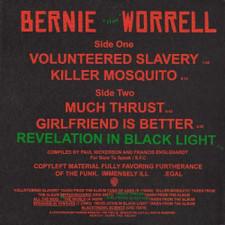 """Bernie """"Woo"""" Worrell - Volunteered Slavery - 12"""" Vinyl"""