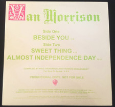 "Van Morrison - Beside You / Sweet Thing - 12"" Vinyl"