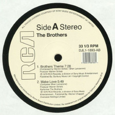 "The Brothers - Brothers Theme - 12"" Vinyl"
