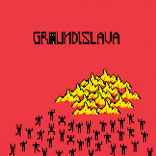 Groundislava - Groundislava - LP Colored Vinyl