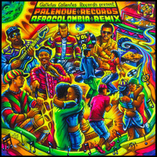 Various Artists - Palenque Records AfroColumbia Remix Vol. 2 - LP Vinyl