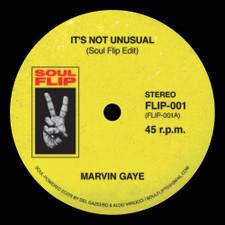 """Marvin Gaye / Sam & Dave - Soul Flip Edits - 7"""" Vinyl"""