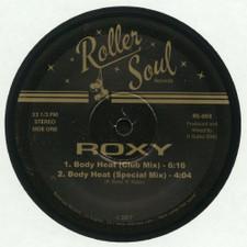 "Roxy - Body Heat / Midnight Lover - 12"" Vinyl"