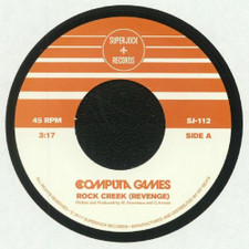 "Computa Games - Rock Creek (Revenge) - 7"" Vinyl"