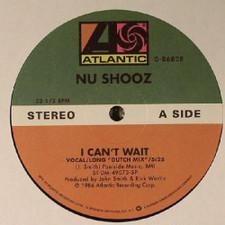 "Nu Shooz - I Can't Wait - 12"" Vinyl"