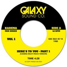 "Skyy - Here's To You Pt 1 & 2 (Kadena Mixes) - 7"" Vinyl"